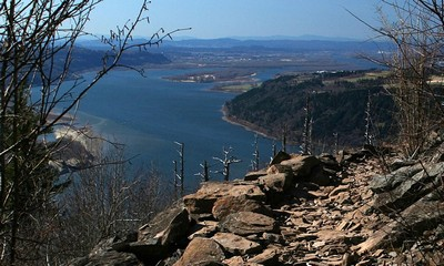 Angels Rest trail view