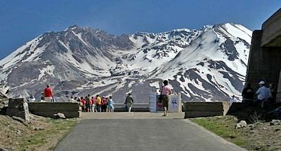how to visit mt st helens