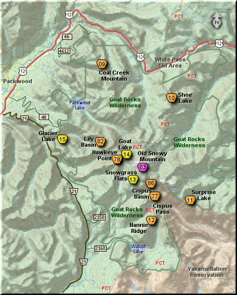 Gifford Pinchot National Forest Hikes on west virginia national forest map, lewis and clark national forest map, pennsylvania national forest map, willamette national forest map, allegheny national forest road map, humboldt-toiyabe national forest map, columbia river gorge national scenic area map, green mountain national forest trail map, uinta-wasatch-cache national forest map, steigerwald lake national wildlife refuge map, united states map, mt national forest map, indian heaven wilderness map, mount adams map, roosevelt national forest map, keystone national forest map, manistee national forest road map, skamania county wa map, mount st. helens roads map, bering land bridge national preserve map,
